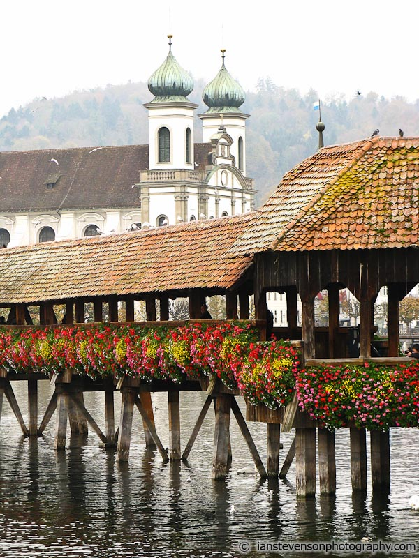 Luzern, Switzerland - Architecture - Ian Stevenson Photography